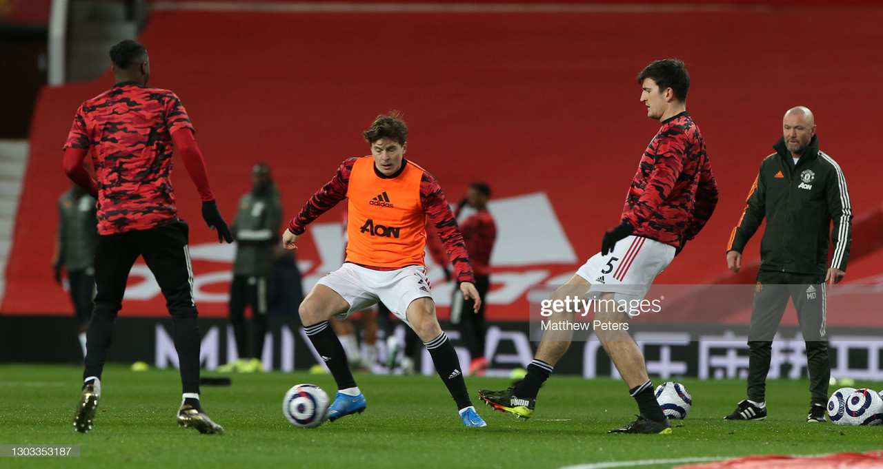 Harry Maguire and Victor Lindelof: The defensive partnership that isn't working