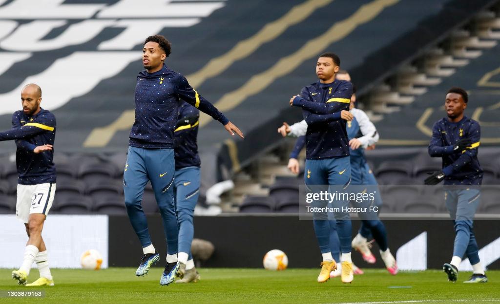 Which Spurs academy player will shine under Nuno Espírito Santo?