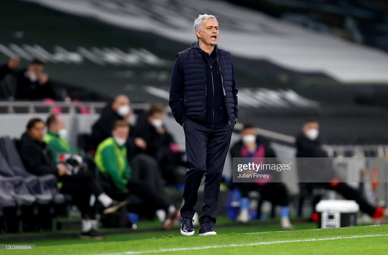 Jose Mourinho speaks on Tottenham's Carabao Cup Final