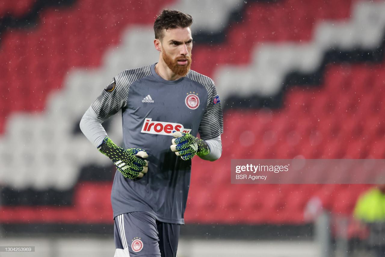 Wolves sign José Sá as Rui Patricio departs for Rome