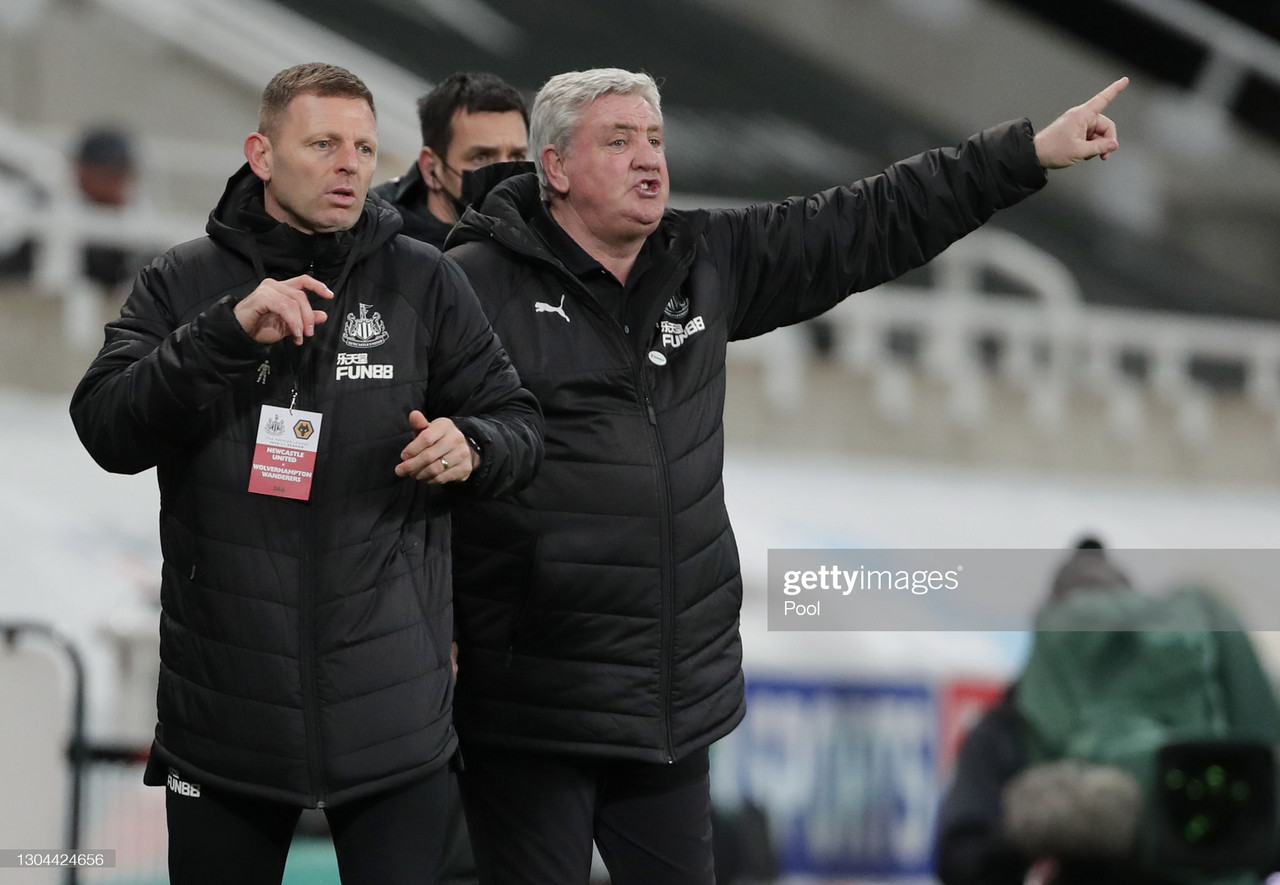 The key quotes from Steve Bruce's post-Wolverhampton Wanderers press conference