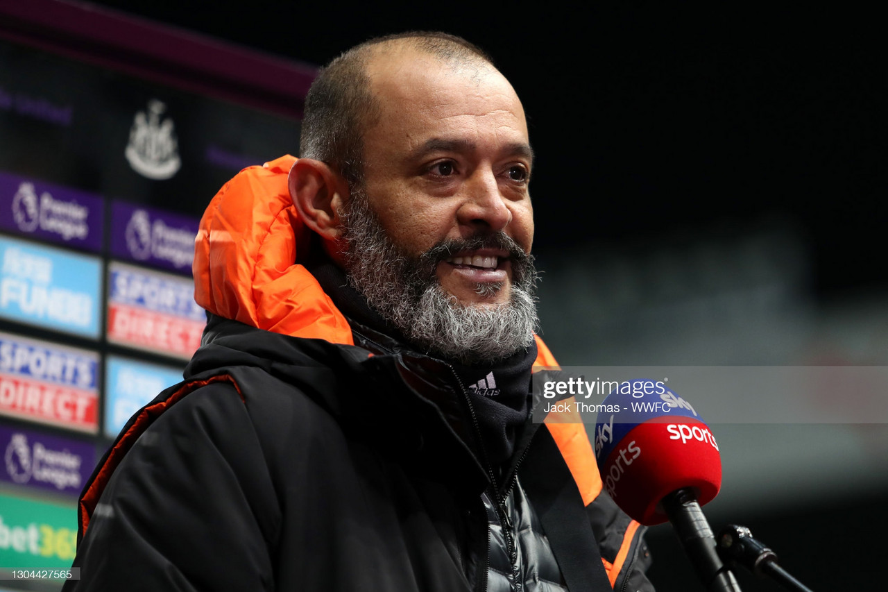Wolves press conference LIVE: Nuno Espirito Santo on team news, facing Pep Guardiola and the striker problem
