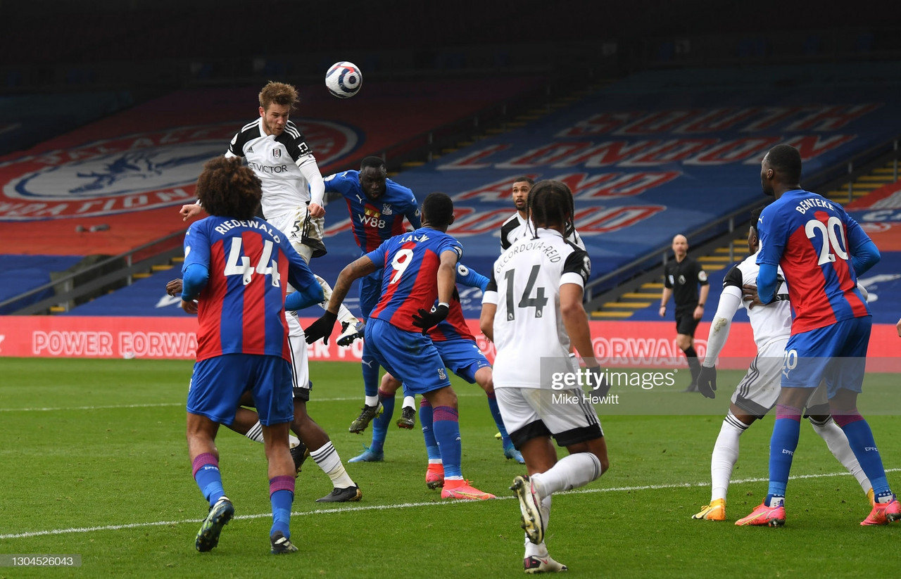 Crystal Palace 0-0 Fulham: Scott Parker's side left to rue missed chances