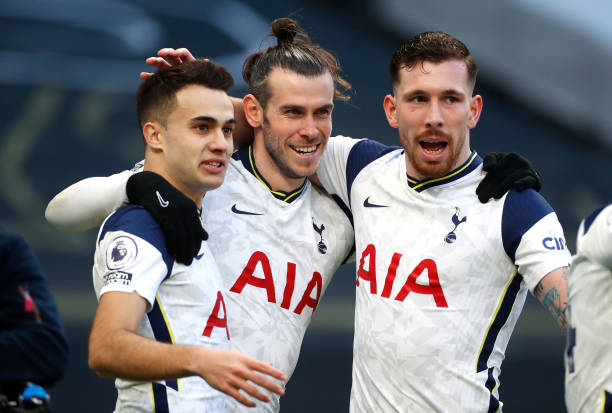 Tottenham Hotspur 4-0 Burnley: Ruthless Bale inspires Spurs to victory in North London