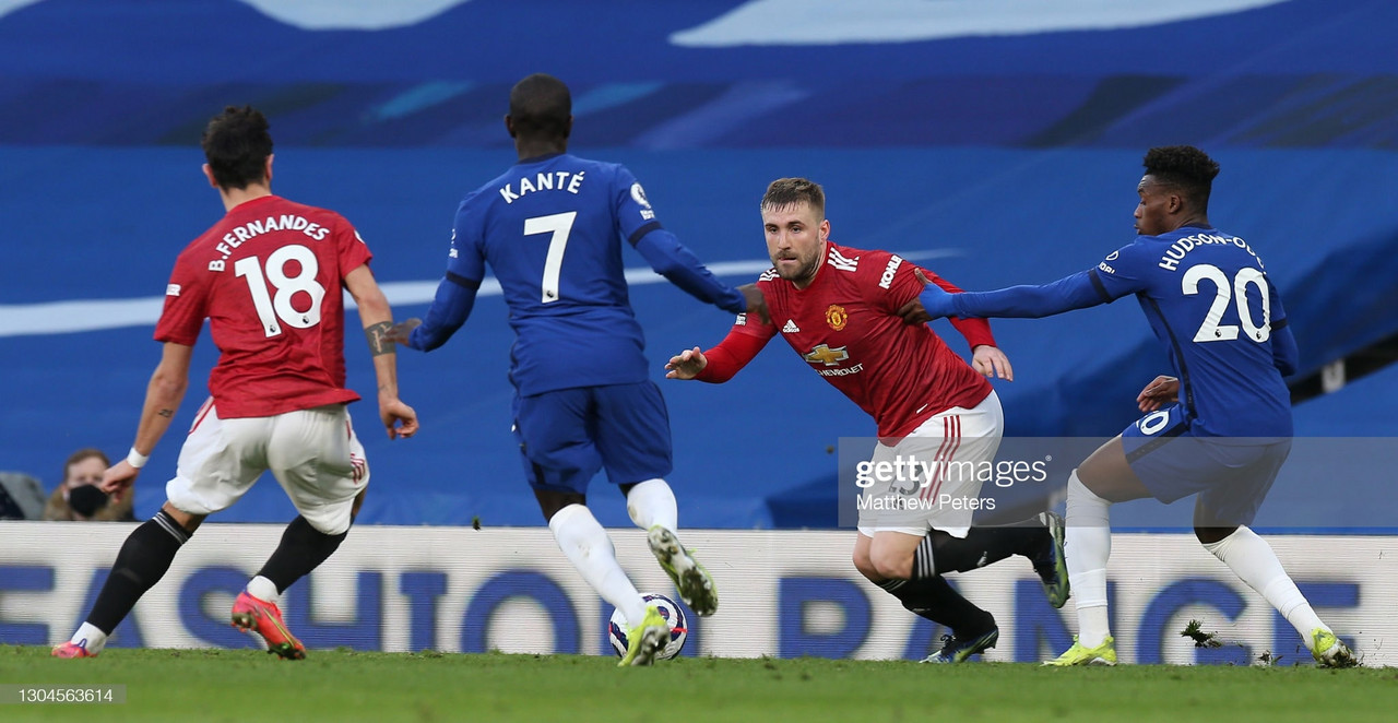 Chelsea 0-0 Manchester United: Another stalemate for United against a 'Big Six' side