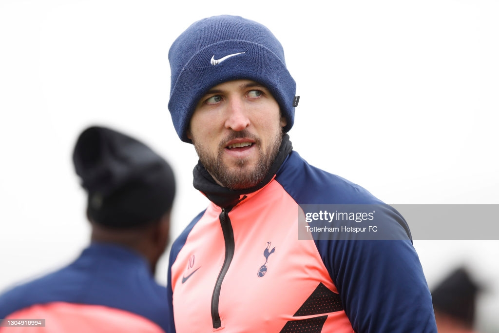 Harry Kane won't play Spurs Conference League play-off first leg