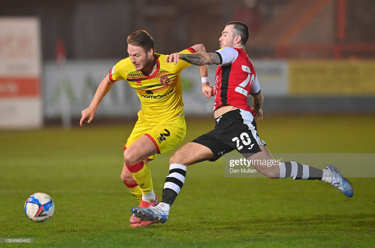 Exeter City 0-0 Walsall: Playoff-chasing Grecians held