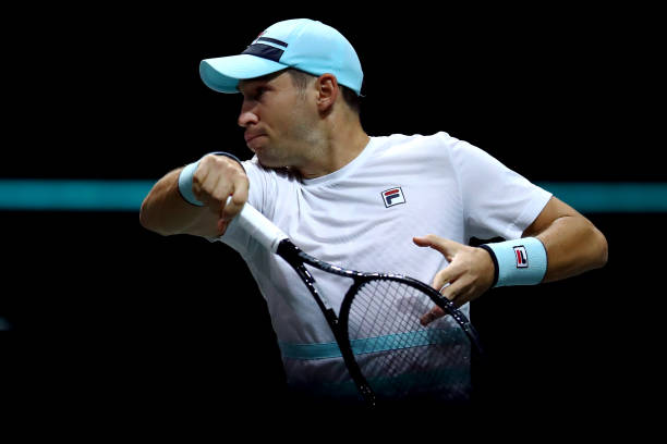 ATP Rotterdam: Dusan Lajovic shocks Daniil Medvedev in straight sets