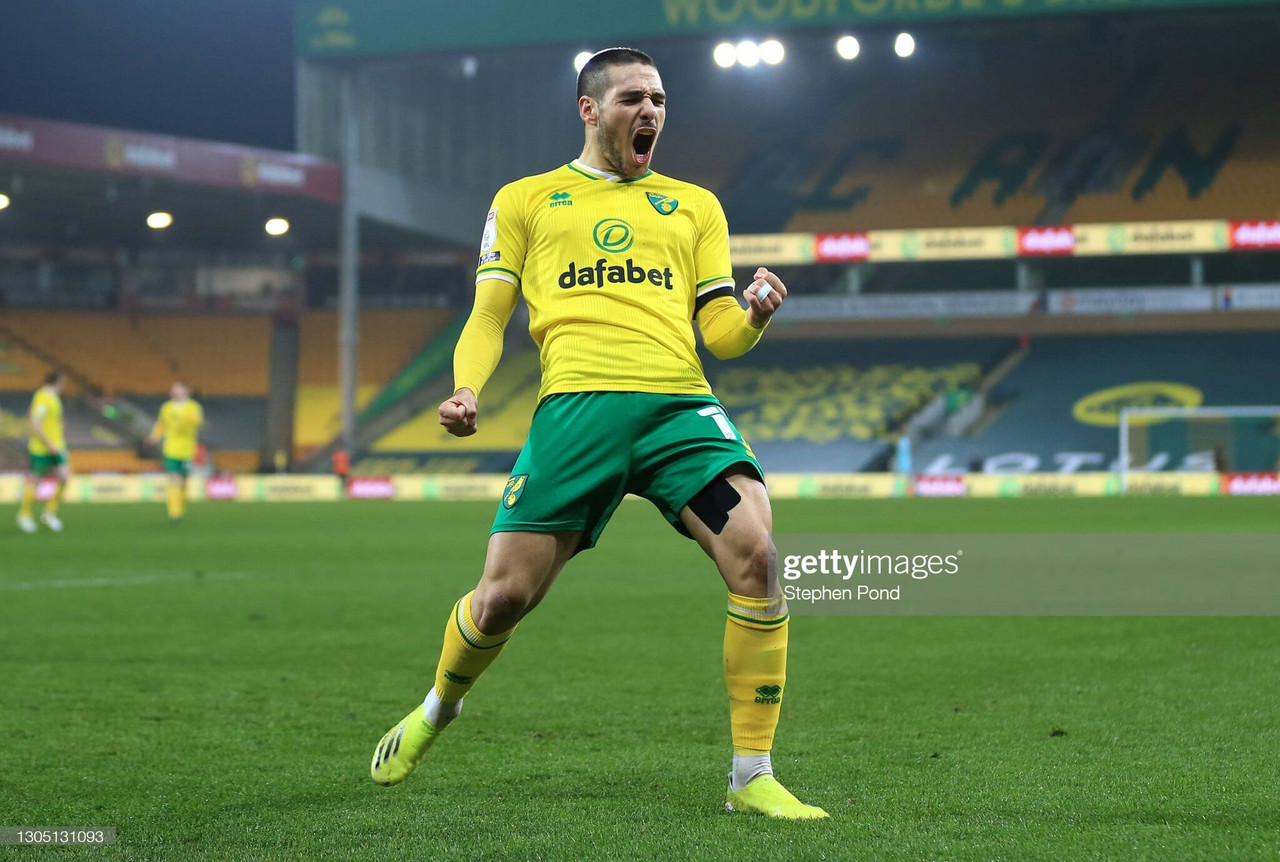 Norwich City 1-0 Brentford: Canaries go 10 points clear at the Championship summit