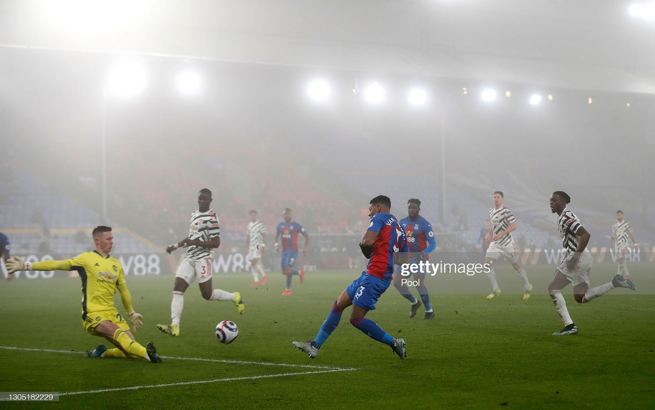 Crystal Palace 0-0 Manchester United: The Eagles hold out to secure a hard-fought point