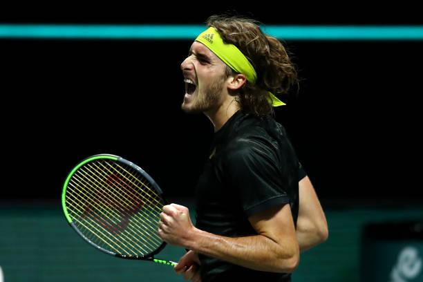 ATP Rotterdam: Stefanos Tsitsipas survives against Hubert Hurkacz in three-set thriller