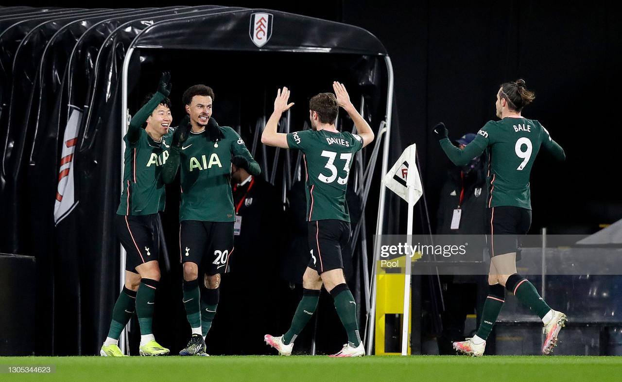 The Warmdown: Spurs scrape the win