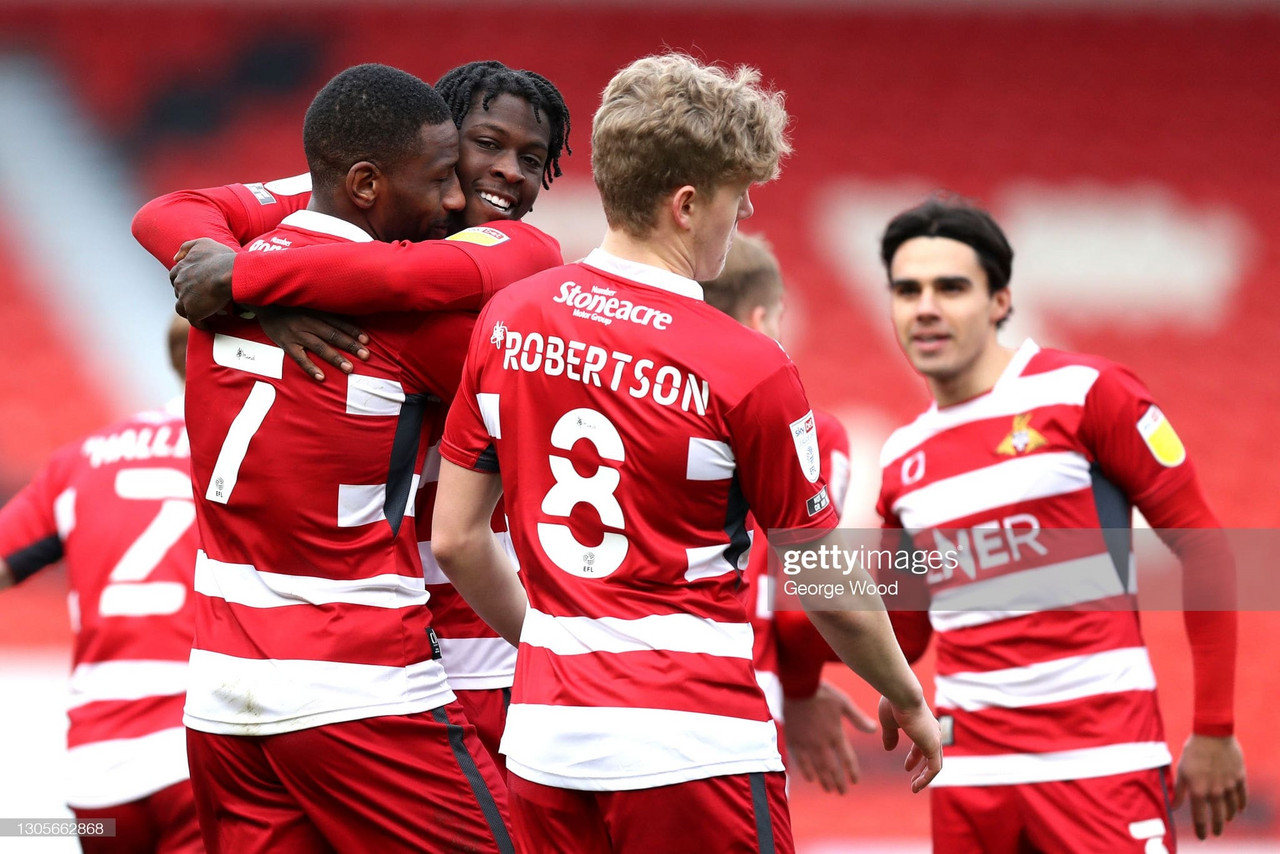 Doncaster Rovers 2-1 Plymouth Argyle: Ruthless Rovers pull through