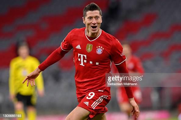 Bayern Munich 4-2 Borussia Dortmund: Lewandowski stars in Der Klassiker thriller