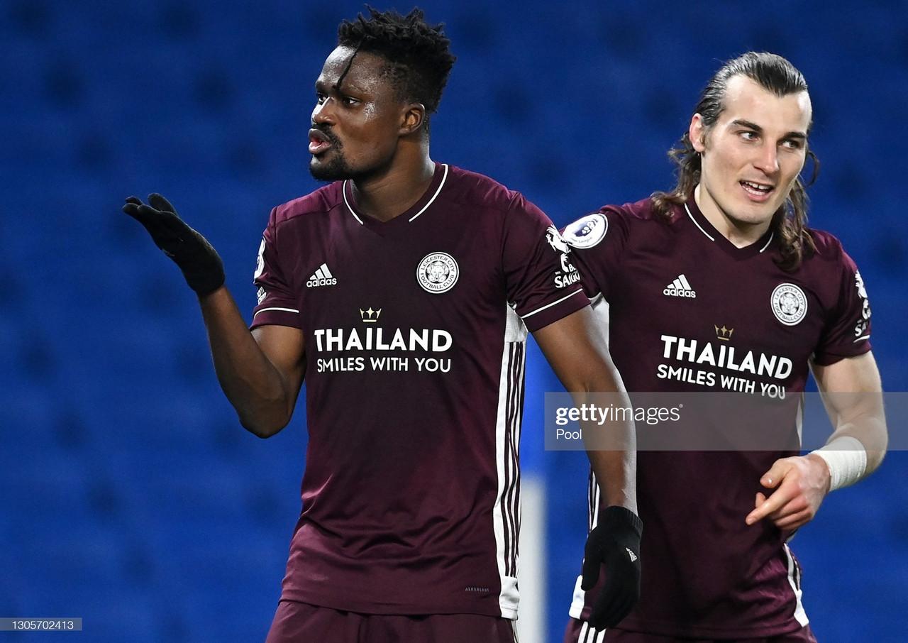 Daniel Amartey: Leicester City's Fearless Warrior