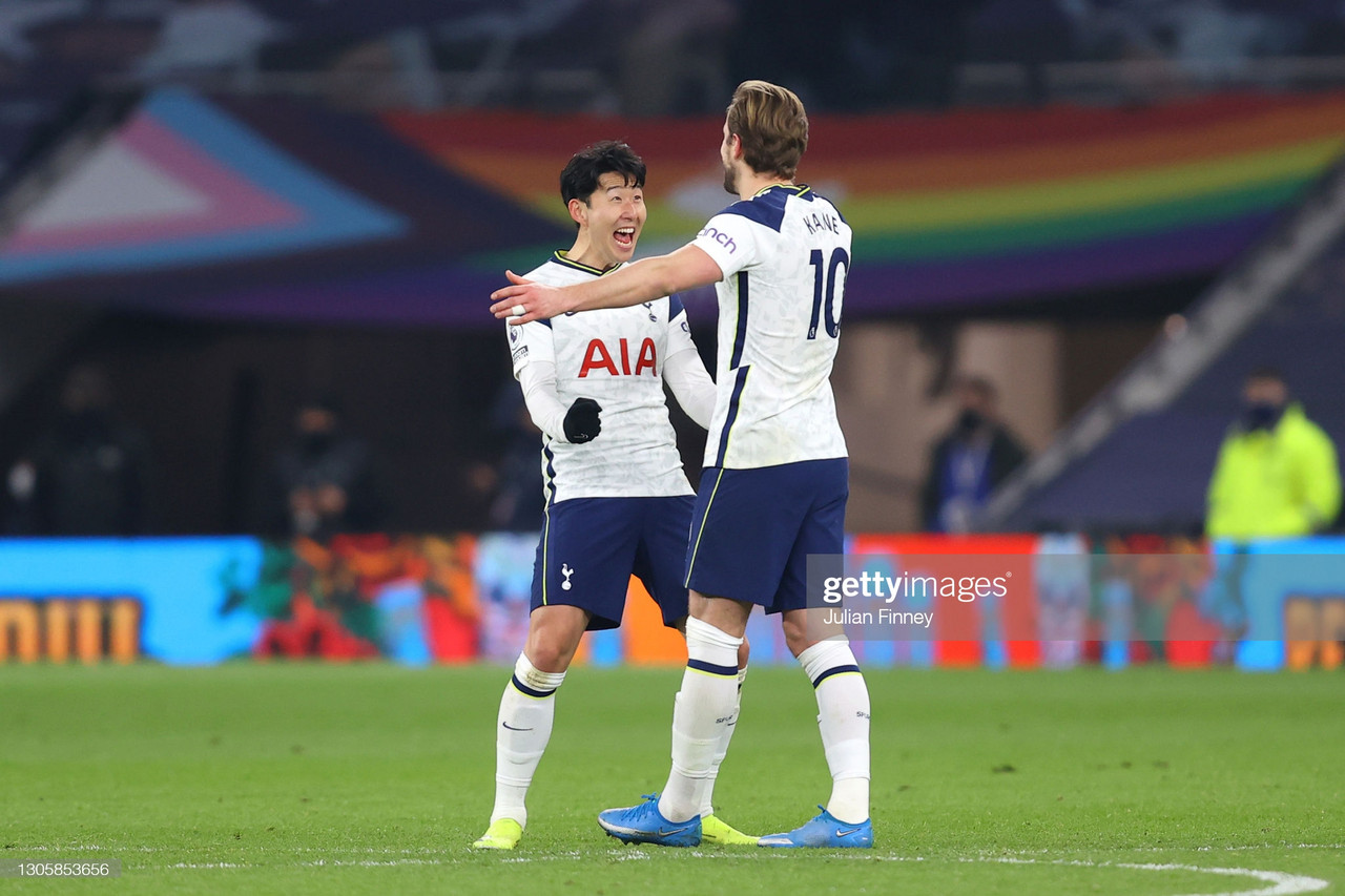 Kane and Son; Most effective duo in Premier League history