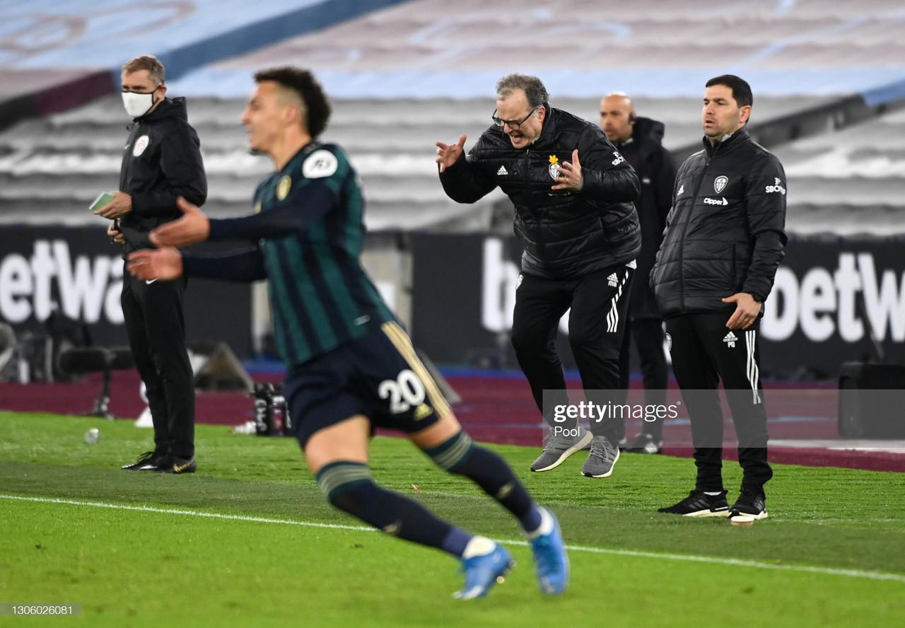 West Ham United 2-0 Leeds United: Frustrating Night For Bielsa's Men