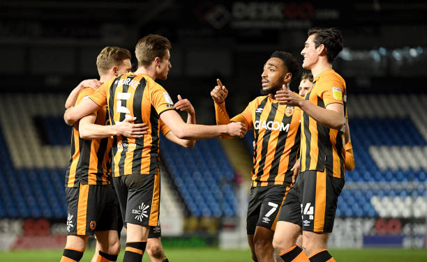 Sky Bet League One round-up: Hull go top and Burton win again
