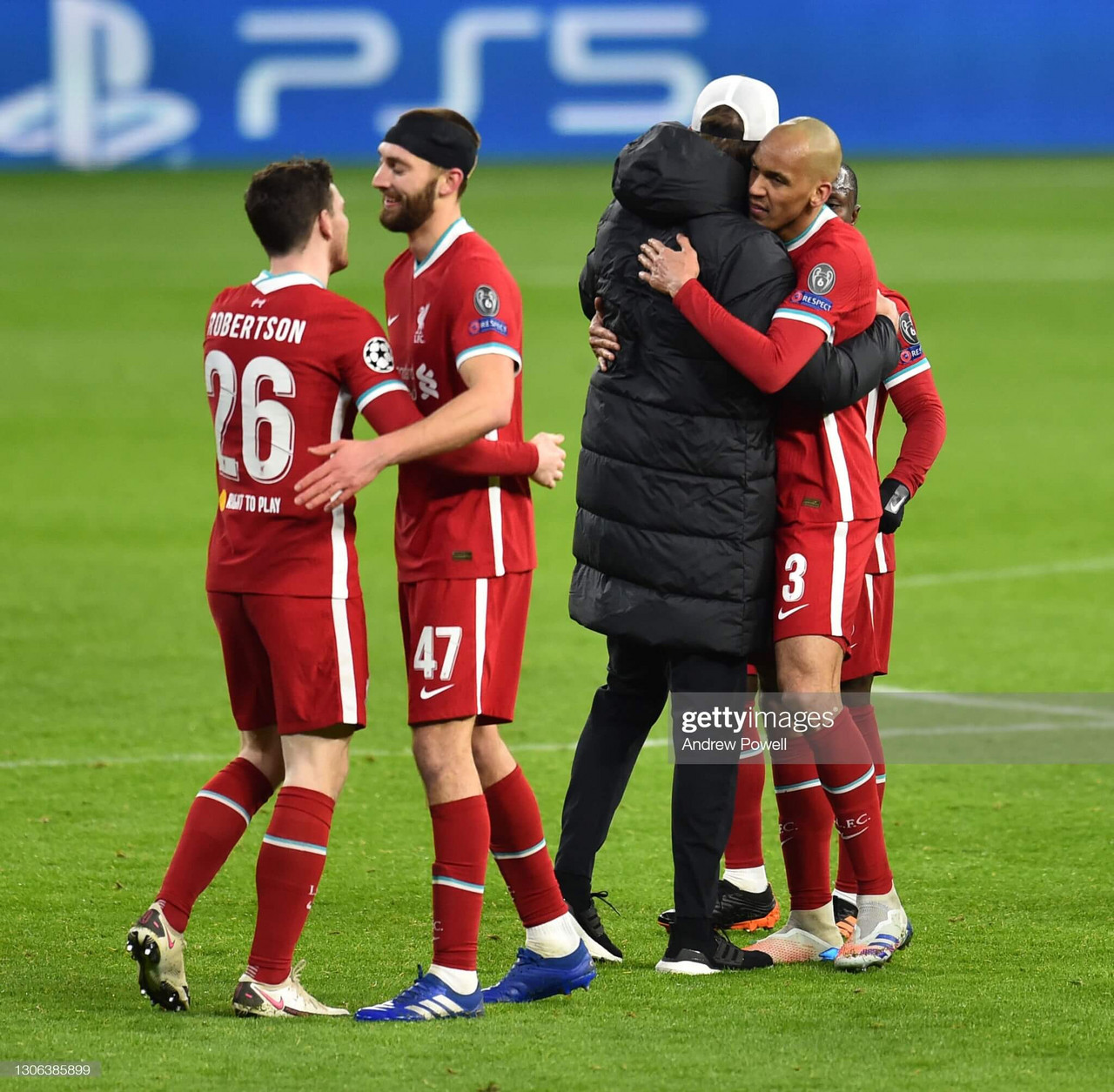 The Warm Down: Reds reach Champions League quarter-finals
