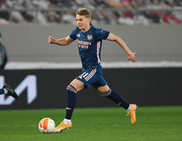 Martin Odegaard: The missing piece