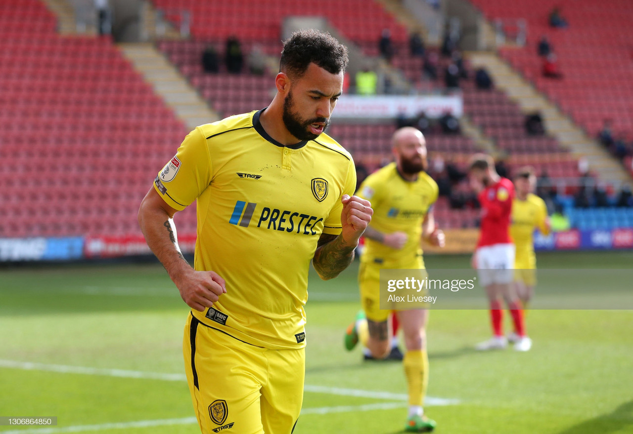 Crewe Alexandra 0-3 Burton Albion: Hemmings hat-trick inspires Burton to huge win