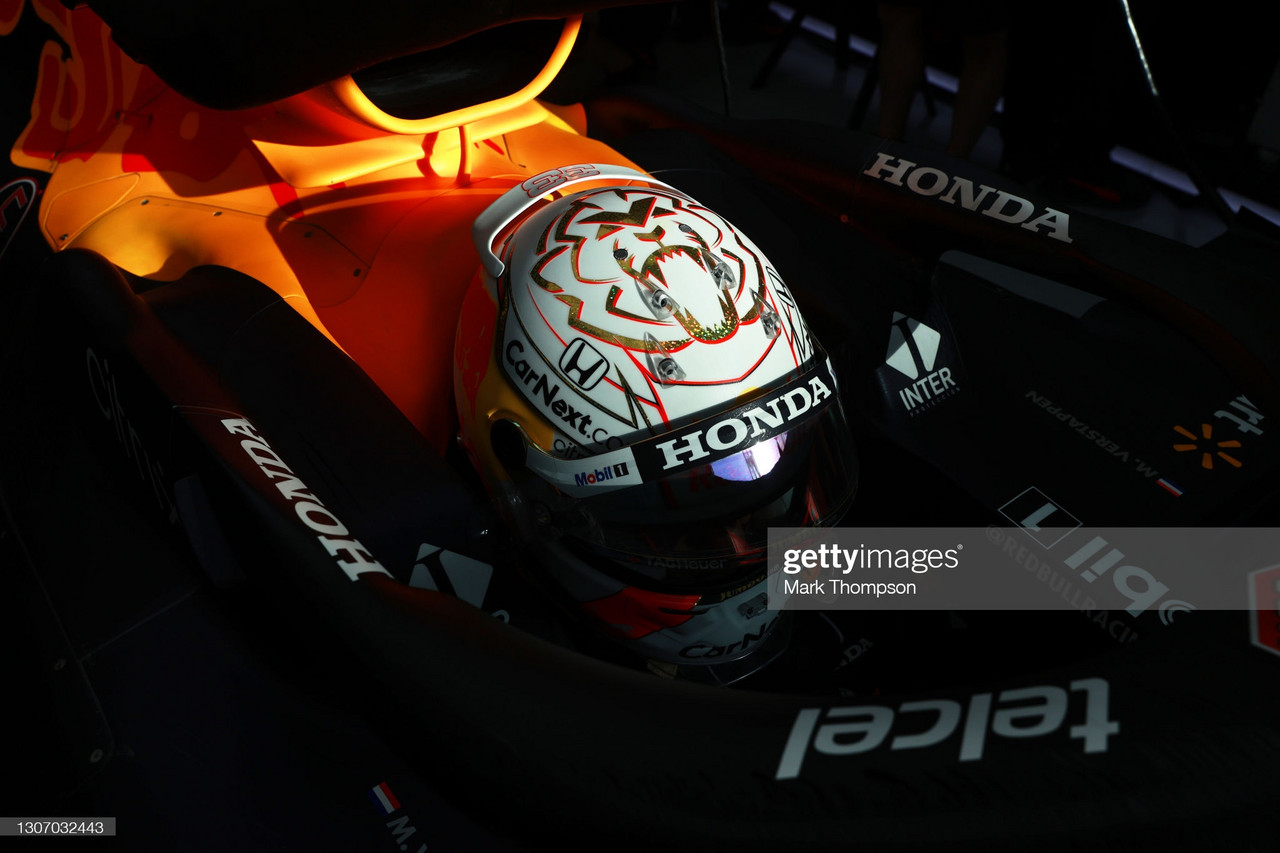 Max Verstappen goes fastest, as Aston Martin struggle for time - F1 Testing 2021