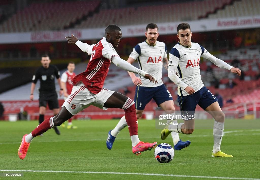 As it happened: Tottenham 1-0 Arsenal
