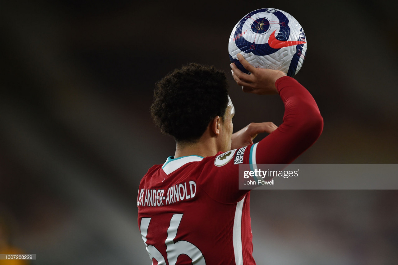Trent Alexander-Arnold left out of England squad for World Cup qualifiers by Gareth Southgate