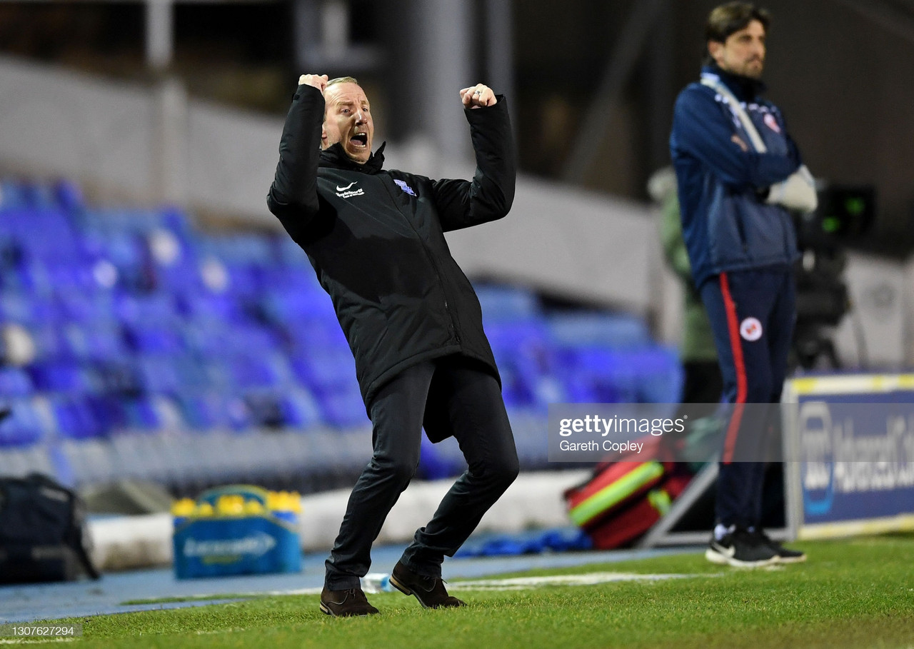 Birmingham City 2-1 Reading: Lee Bowyer starts Birmingham reign off with win over Royals