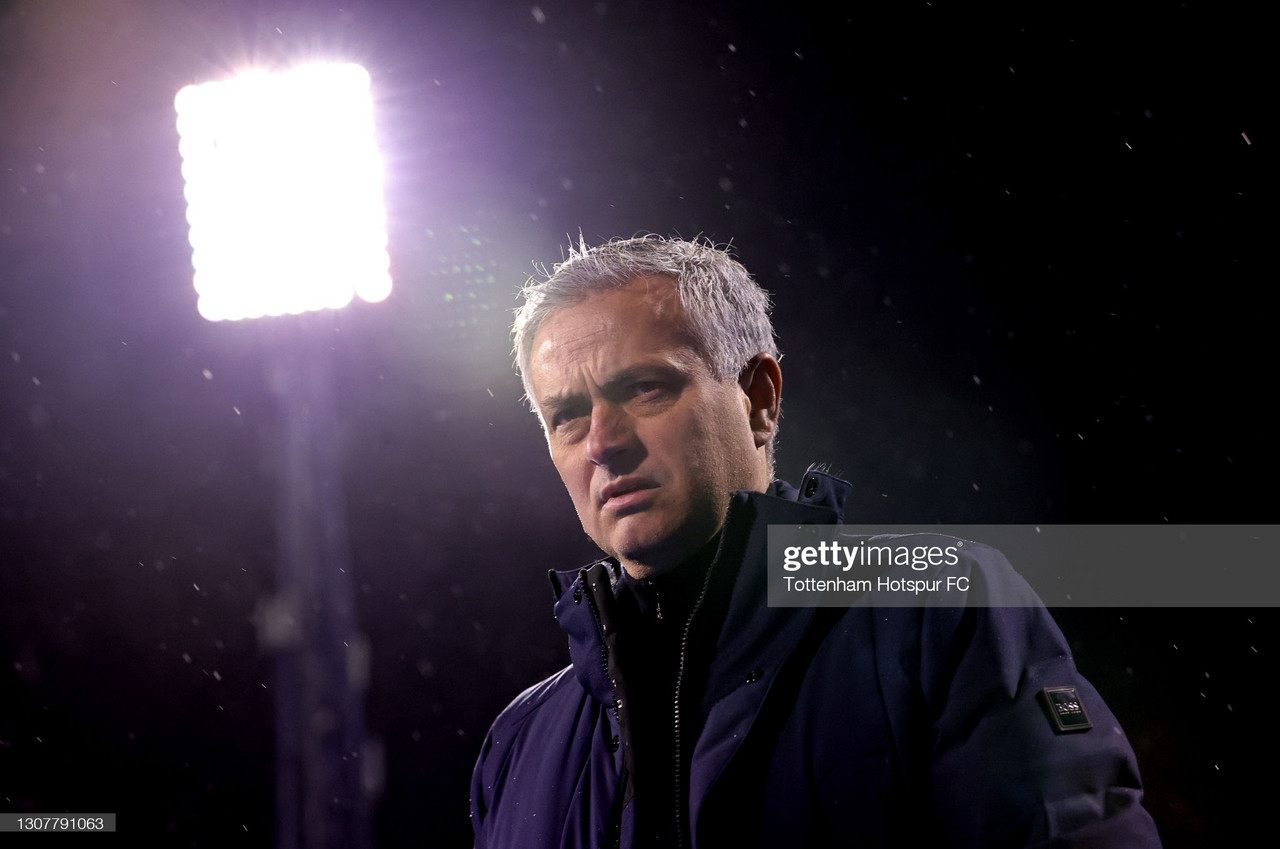 Jose Mourinho's key quotes after Spurs crash out of the Europa League