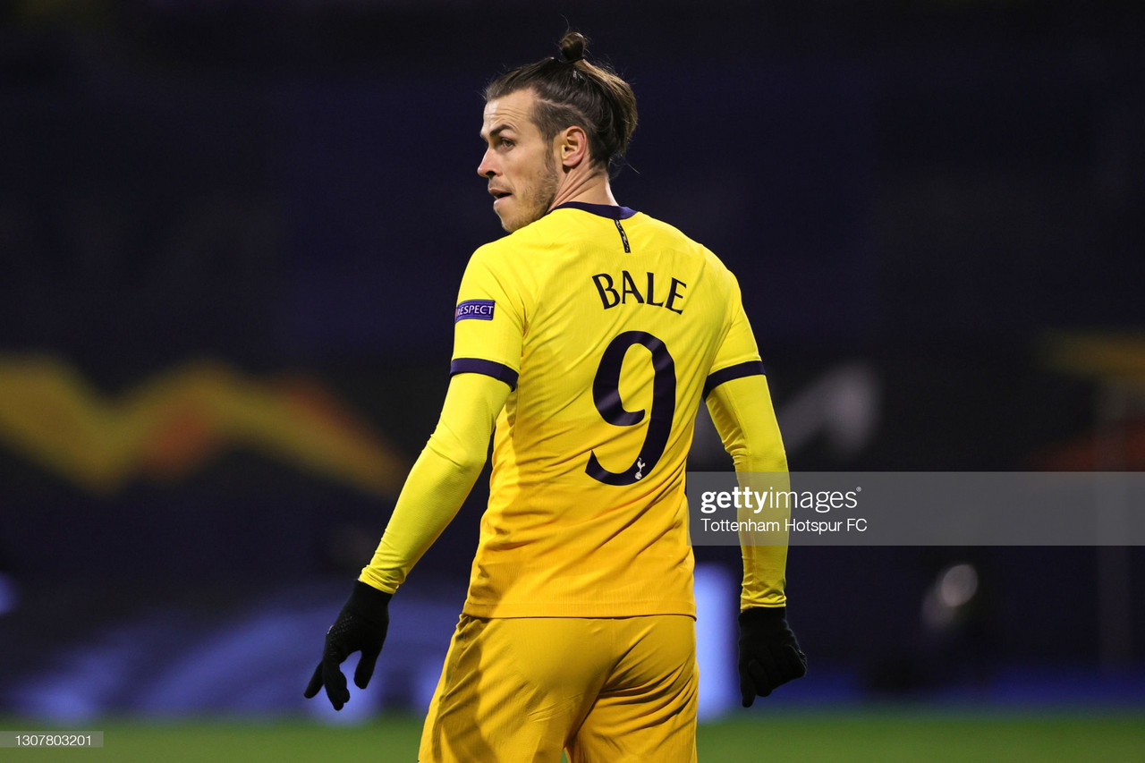 Bale to return to Madrid next season