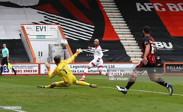 AFC Bournemouth 0-3 Southampton: Redmond stars as Saints reach semi-finals