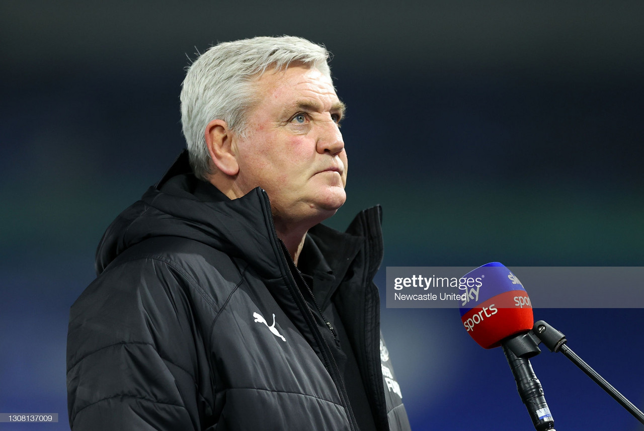 The five key quotes from Steve Bruce's post-Brighton press conference