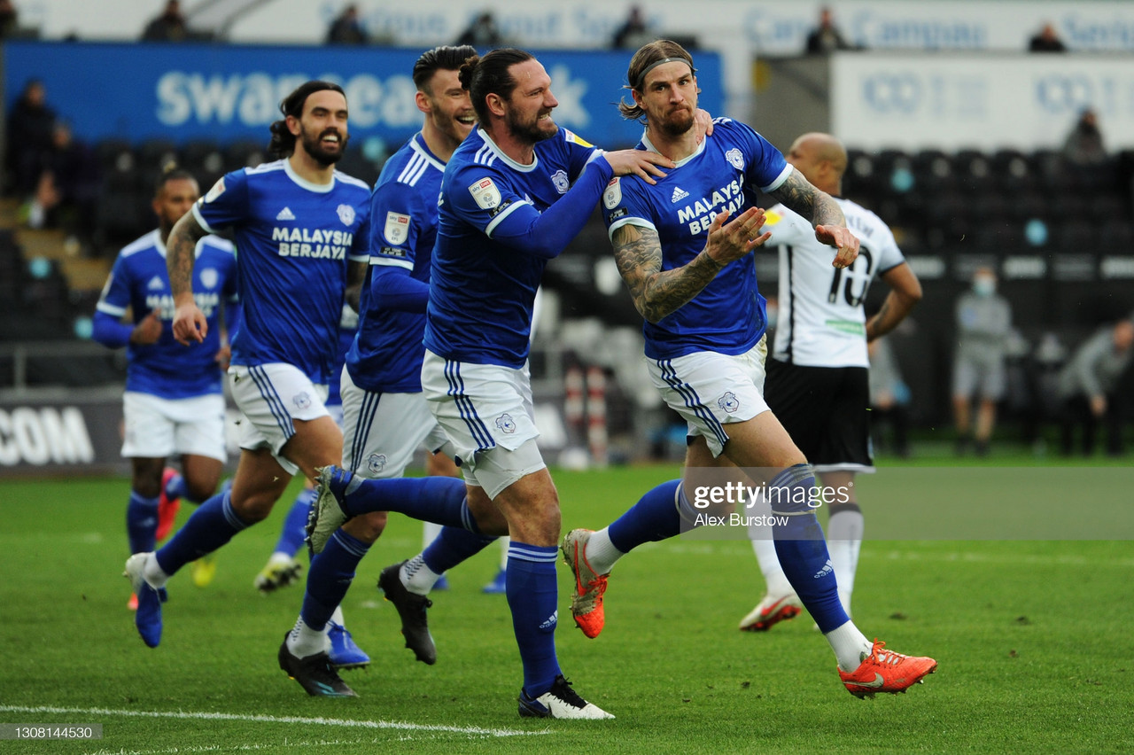 Pastures new, derby day victories & the trials and tribulations: The redemption tale of Cardiff City's Aden Flint