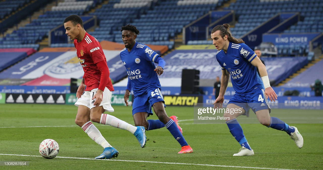 Manchester United vs Leicester City: Team News