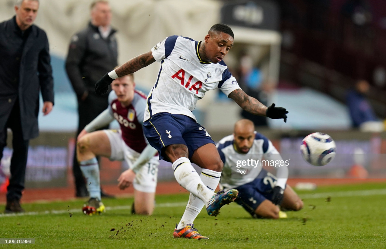 As it happened: Aston Villa 0-2 Tottenham Hotspur