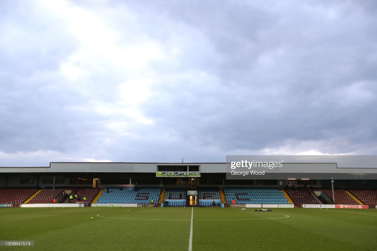 Scunthorpe United 0-0 Tranmere Rovers: Rovers drop to fourth after goalless draw
