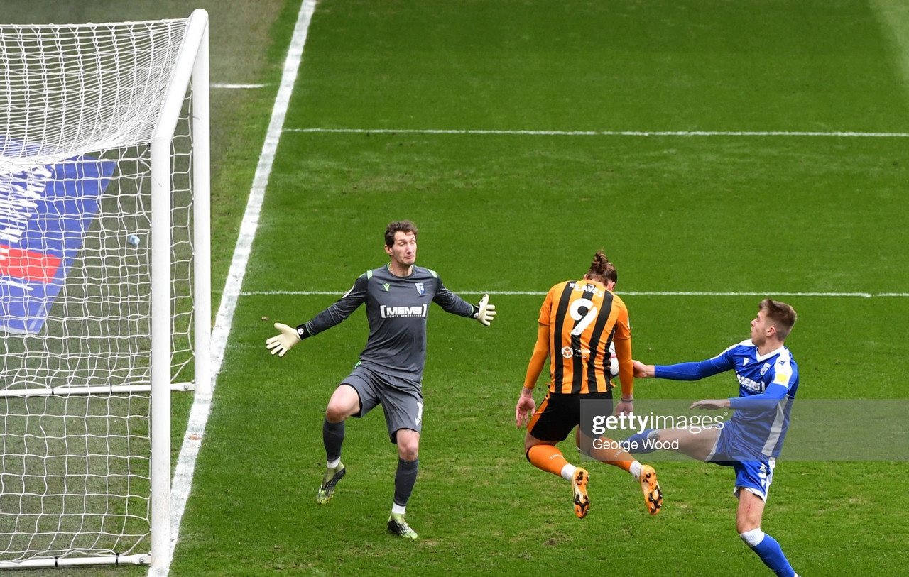 Hull City 1-1 Gillingham: Tigers held at home by in-form Gills