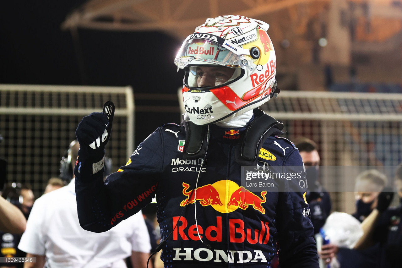 Bahrain GP Qualifying 2021 - Verstappen Snatches Pole From Both Mercedes