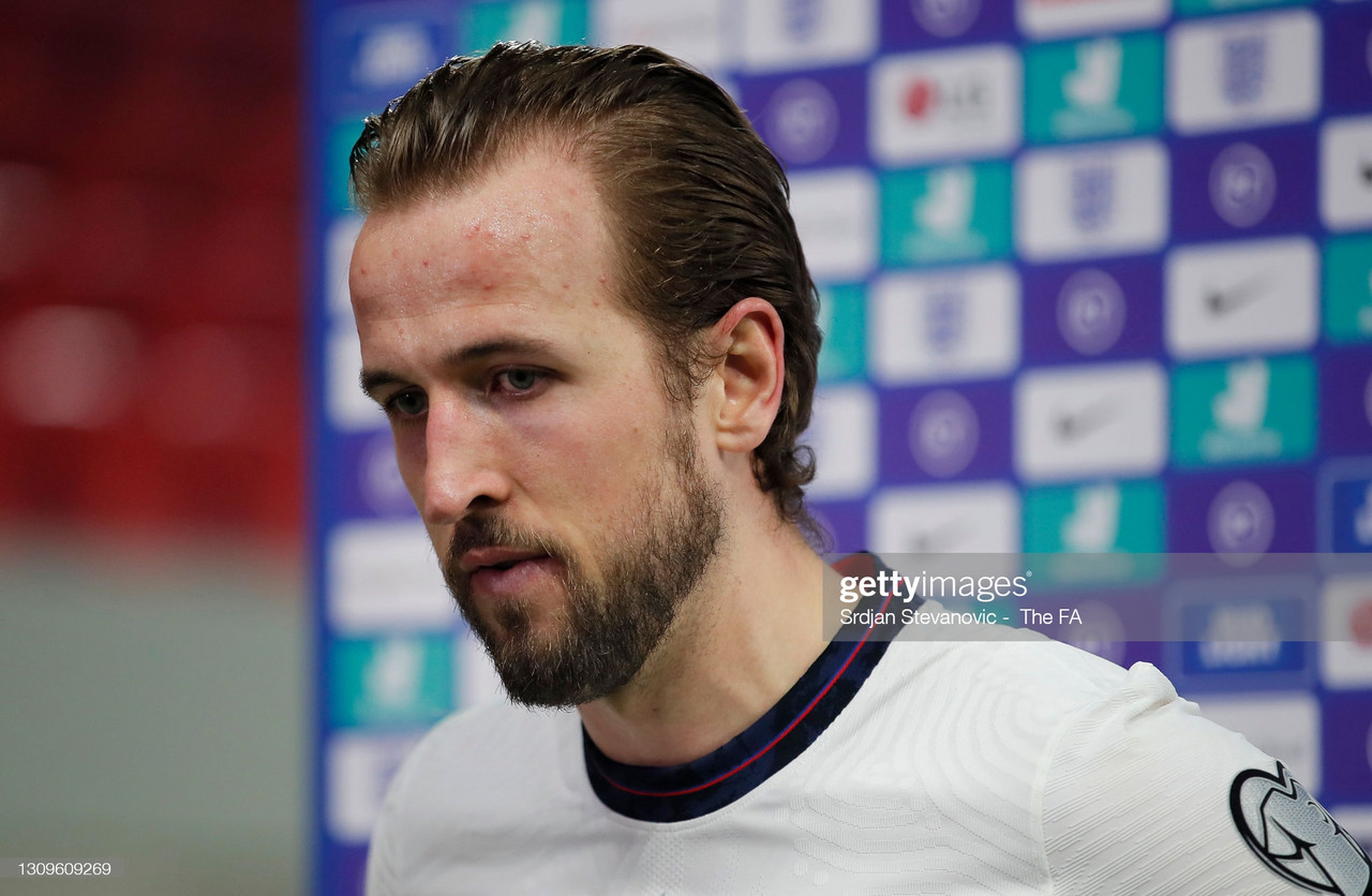 Kane casts doubt over Spurs future