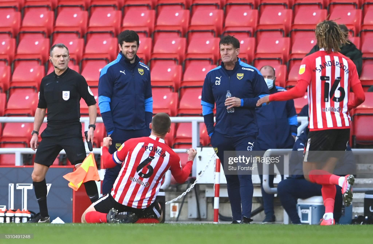 Sunderland 3-1 Oxford United: Late McGeady and Power goals deliver Black Cats vital three points