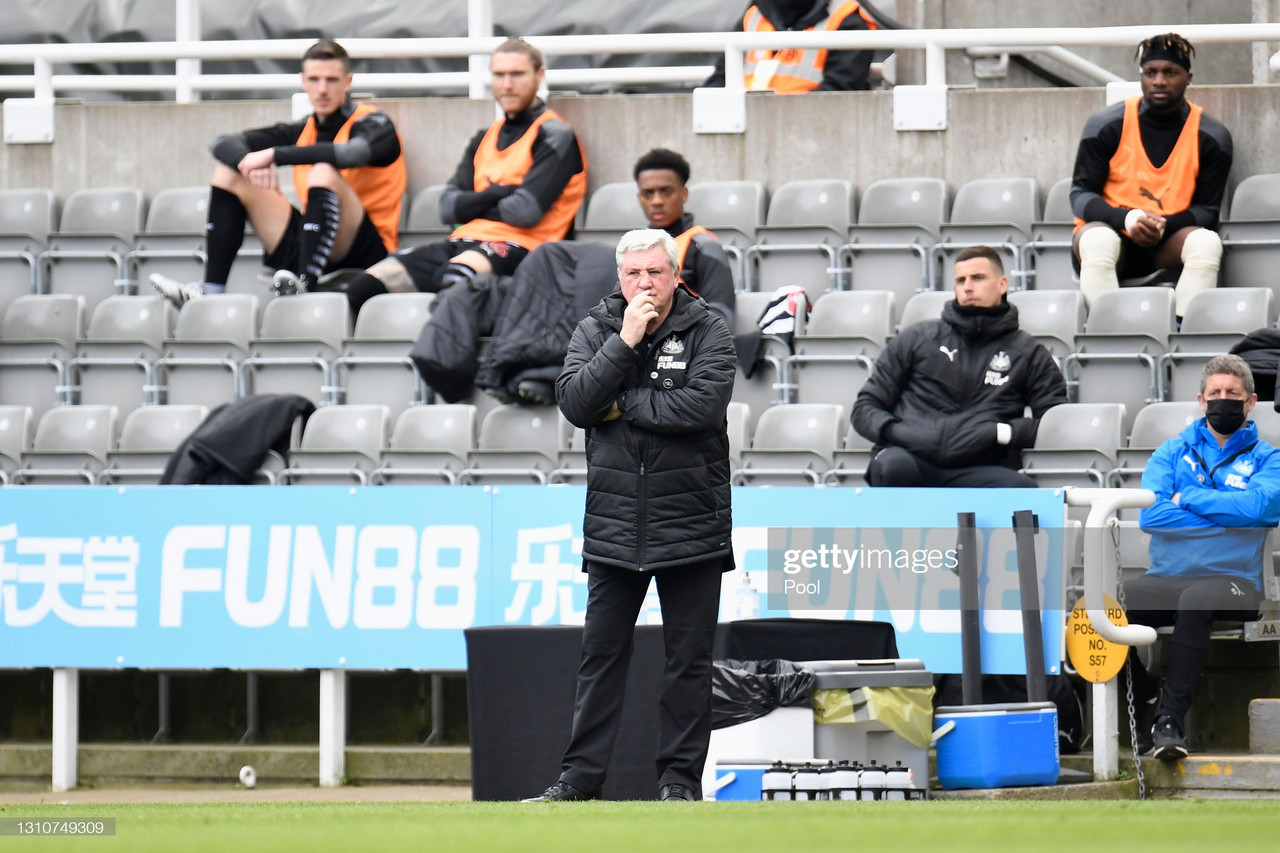 The five key quotes from Steve Bruce's post-Tottenham Hotspur press conference