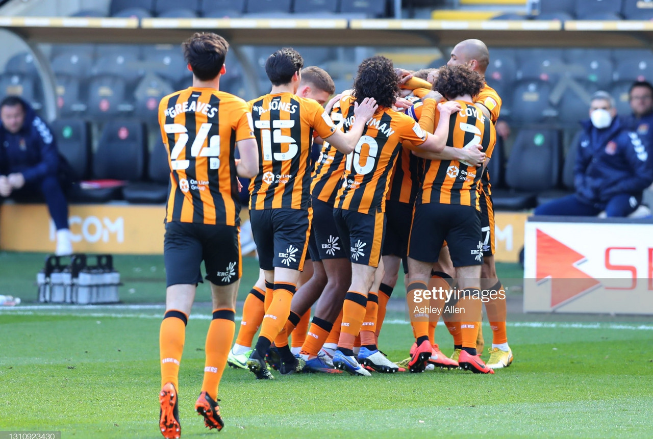 Hull City 3-0 Northampton Town: Tigers roar to victory against hapless Cobblers