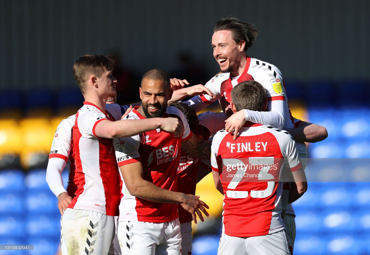 AFC Wimbledon 0-1 Fleetwood Town: McKay's late goal punishes wasteful Dons