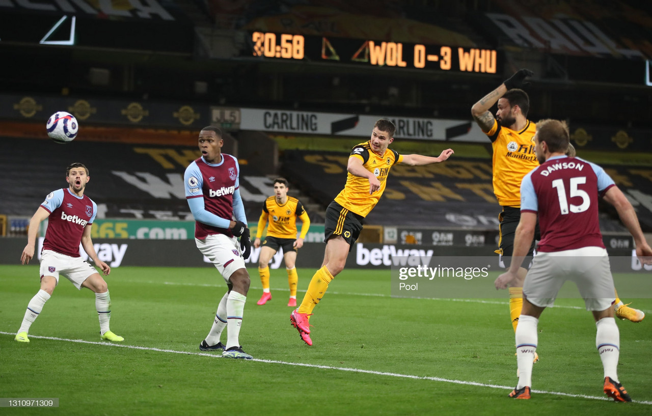 The Warmdown: A slow start from Wolves costs the home side three points