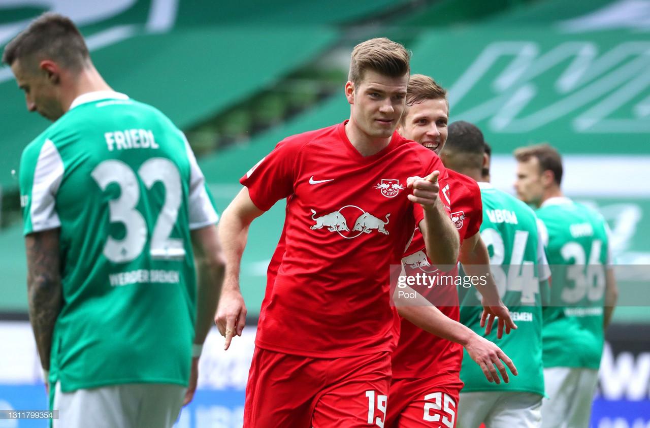 Werder Bremen 1-4 RB Leipzig: Die Roten Bullen run riot at the Wohninvest Weserstadion