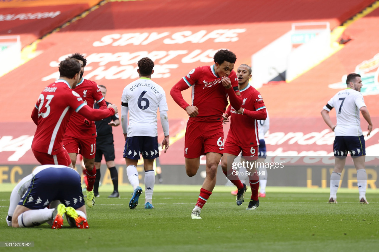 The Warm Down: Trent late winner secured the points