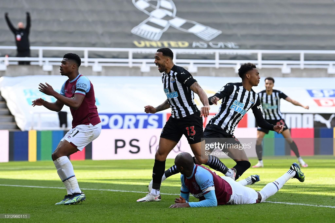 Newcastle United 3-2 West Ham United: Magpies edge closer to Premier League survival in five-goal thriller