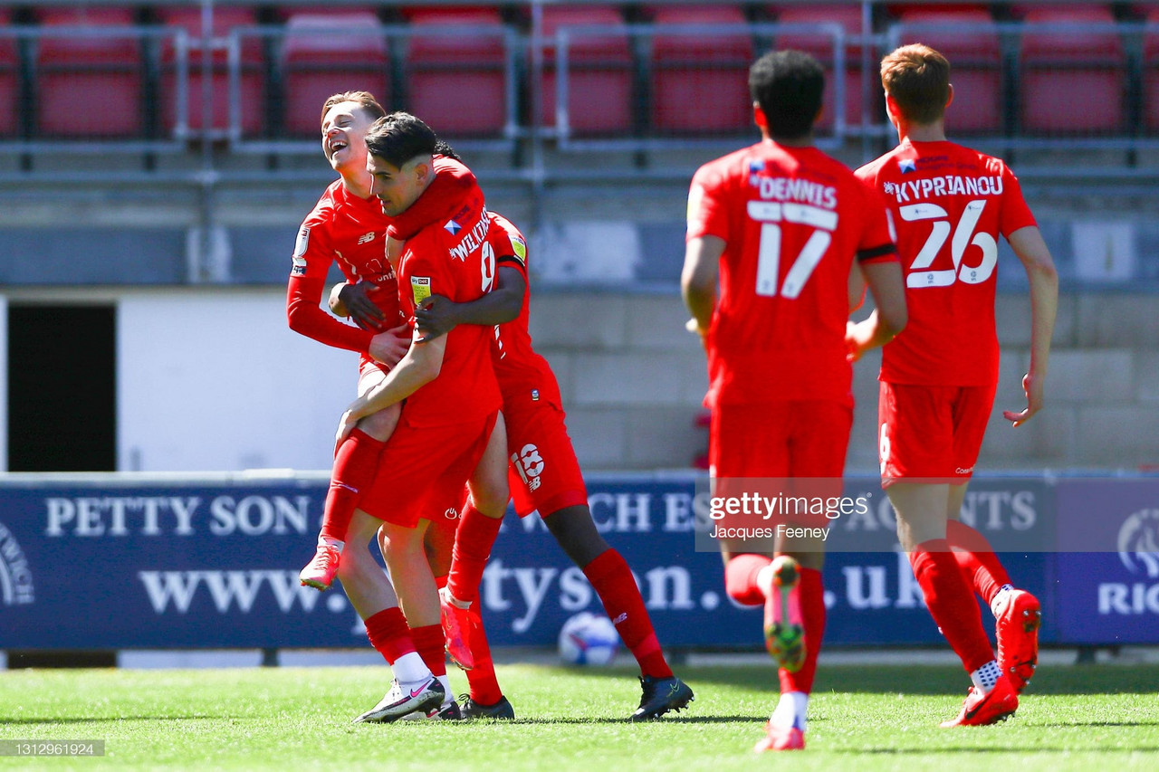 Leyton Orient 2-4 Cambridge United: The O's lose to league leaders and dent playoff hopes