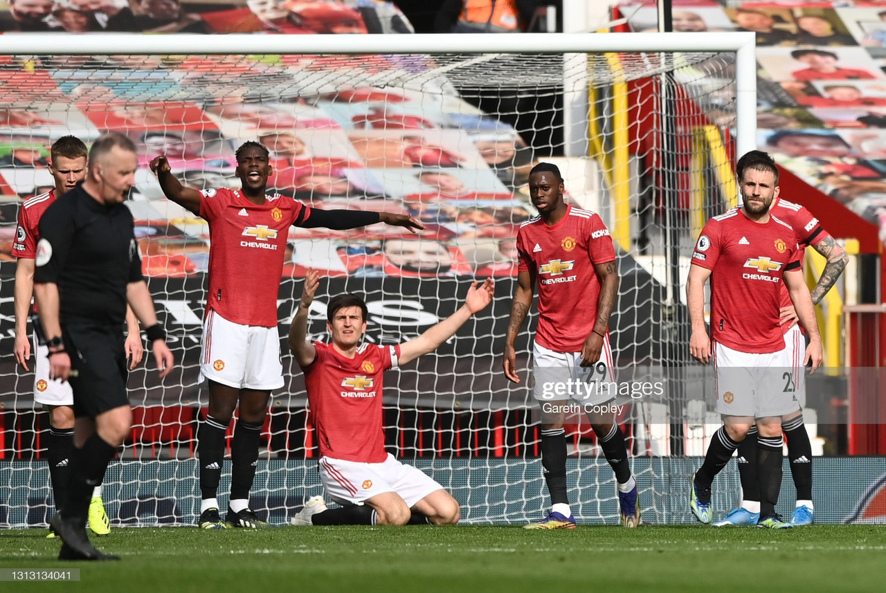 Clayton Blackmore identifies weakness in Manchester United defence